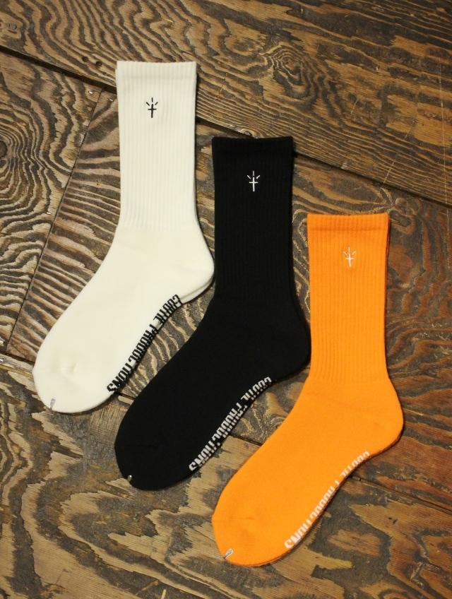 COOTIE    「Raza Socks (P-Cross)」  ソックス