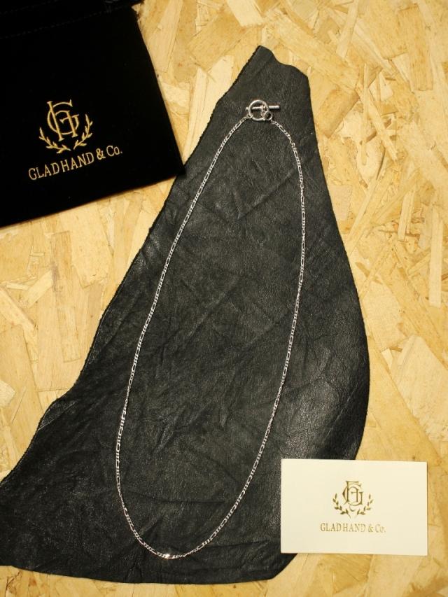 GLAD HAND   「CHAIN」  SILVER 925製 ネックレスチェーン