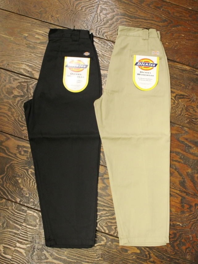 COOTIE ×Dickies  「 T/C Raza 1 Tuck Trousers 」 1タックトラウザー
