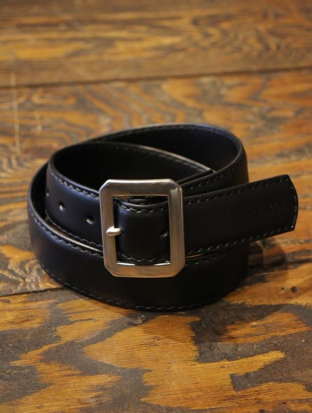 ANTIDOTE BUYERS CLUB   「Garrison Leather Belt」 レザーベルト
