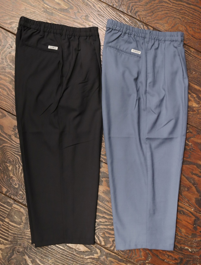 COOTIE  「T/W 2 Tuck Easy Ankle Pants」 2タック クロップドイージーパンツ