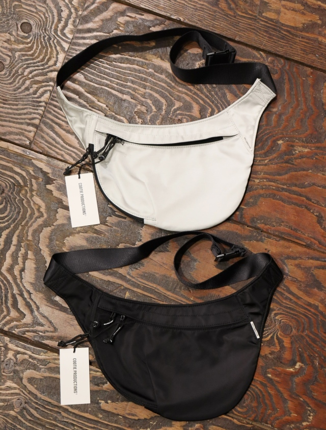 COOTIE  「 Nylon M9 Shoulder Bag 」  ショルダーバッグ