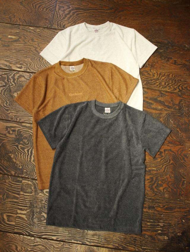 CUT RATE  「PILE T-SHIRT」 パイルティーシャツ