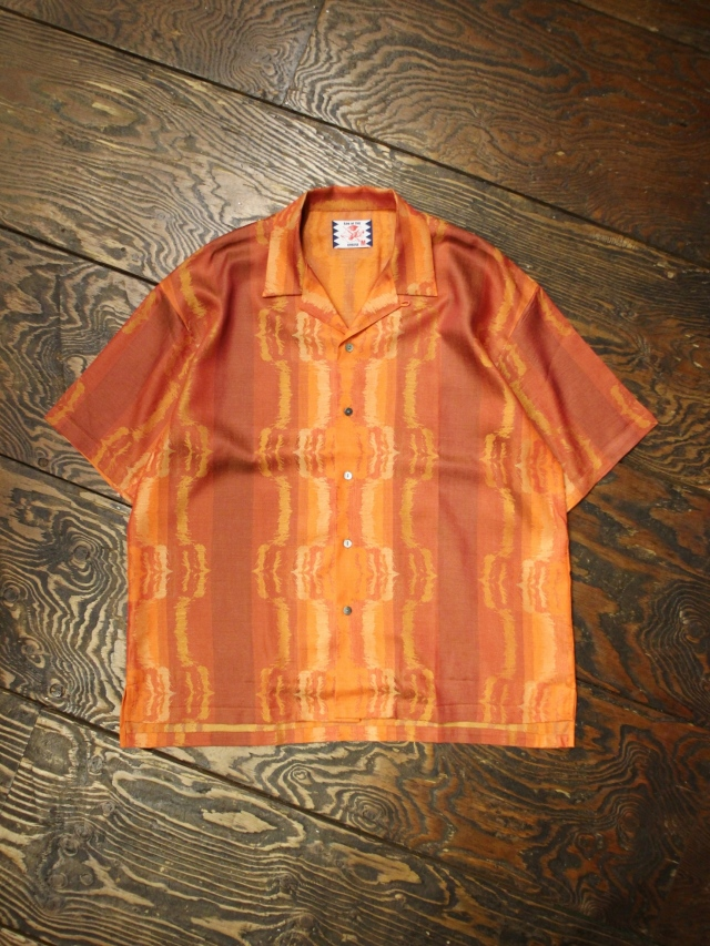 SON OF THE CHEESE  「Summer Shirt」  オープンカラーシャツ