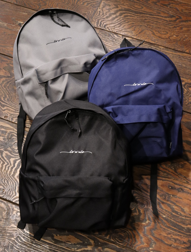 RADIALL  「 LAND WALKER - BACK PACK 」  バックパック