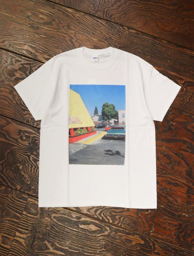 RADIALL  「SAN JOSE - CREW NECK T-SHIRT S/S」  プリントティーシャツ