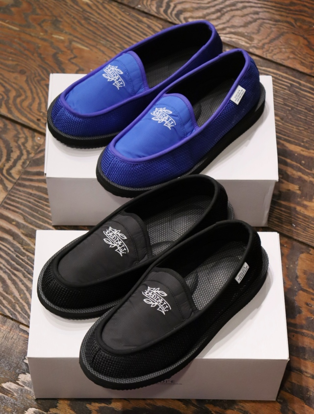 RADIALL × SUICOKE  「WEST COAST - LOAFERS」 ローファー
