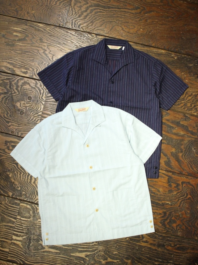 TROPHY CLOTHING  「Havana S/S Shirt」 ハバナシャツ