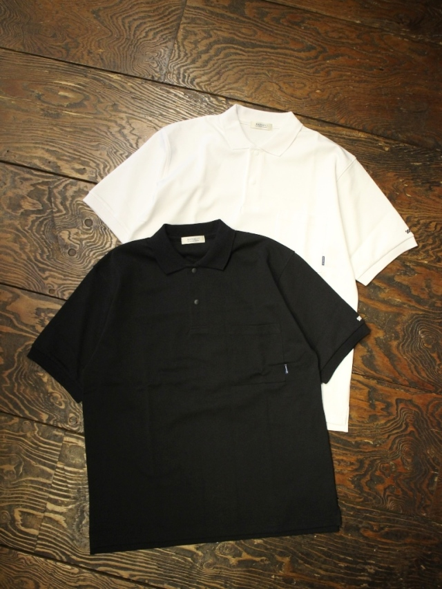 RADIALL  「TWO TONE - POLO SHIRT S/S」  ポロシャツ