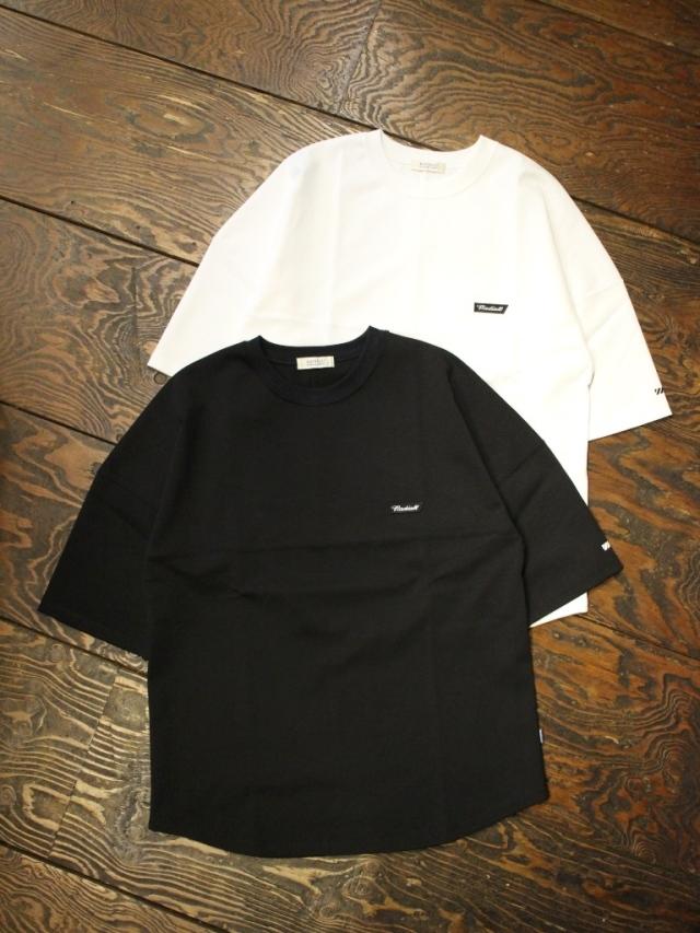 RADIALL  「TWO TONE - CREW NECK T-SHIRT 3Q/S」  クルーネック7分袖フットボールティーシャツ