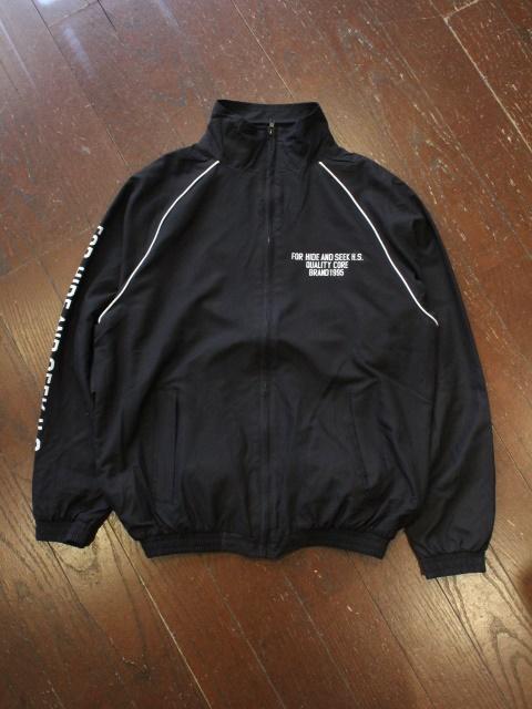 HIDEANDSEEK 「TRACK Jacket」 トラックジャケット
