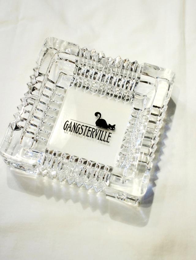GANGSTERVILLE   「GANGSTERVILLE - ASHTRY」   灰皿