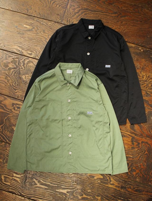 RADIALL  「T.N. UTILITY SHIRT L/S」  ワークシャツ