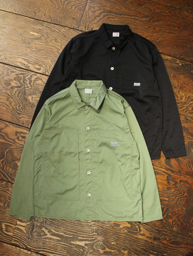 RADIALL  「T.N. UTILITY SHIRT L/S」  ワークシャツ