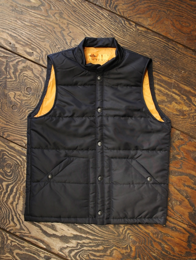 CHALLENGER   「FILED VEST」 ベスト