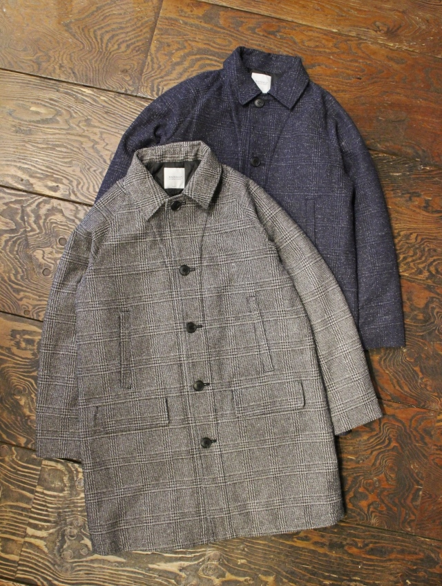 RADIALL  「MOS - SHOP COAT」  ショップコート