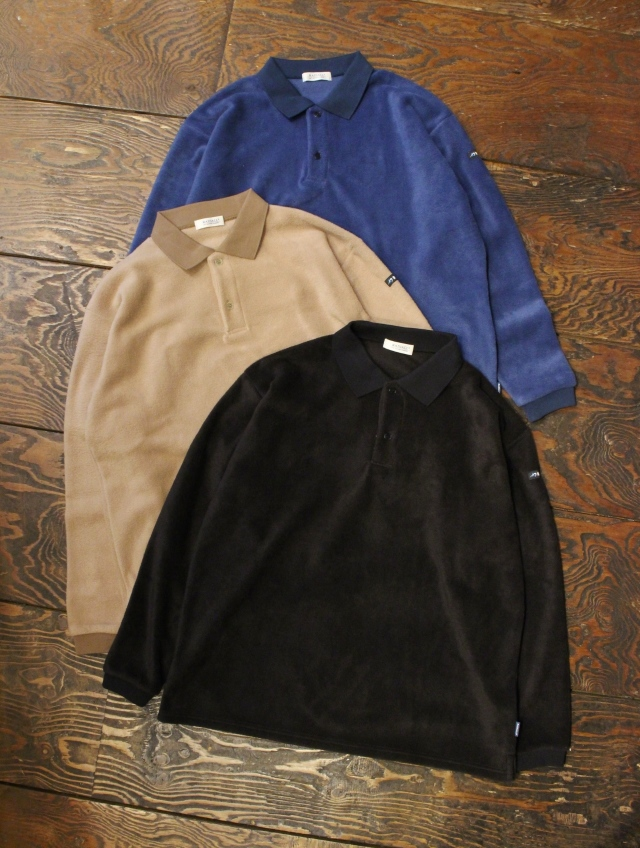 RADIALL  「OWEN - POLO SHIRT L/S」  ポロシャツ