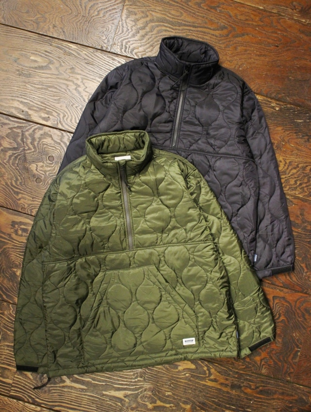 RADIALL  「SURFIN' BIRD - QUILTED JACKET」  キルトジャケット