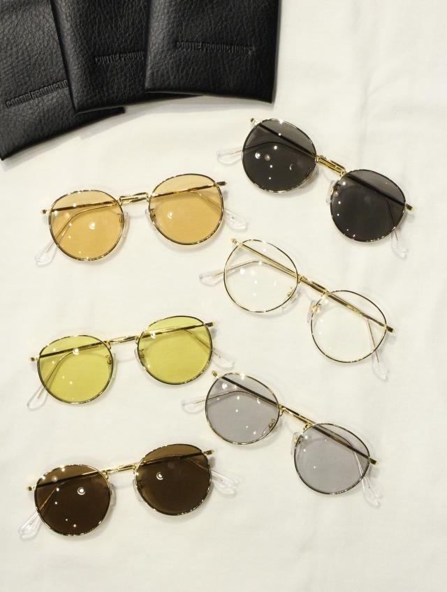 COOTIE   「 Raza Metal Glasses 」 サングラス