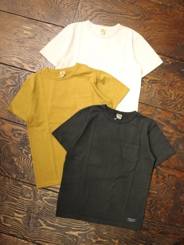 TROPHY CLOTHING  「OD Volume Cotton PKT Tee」 ボリュームコットン ポケットティーシャツ