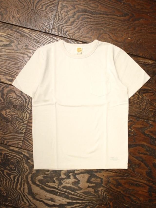 TROPHY CLOTHING  「OD Volume Cotton Pocket Tee 」  ポケットティーシャツ