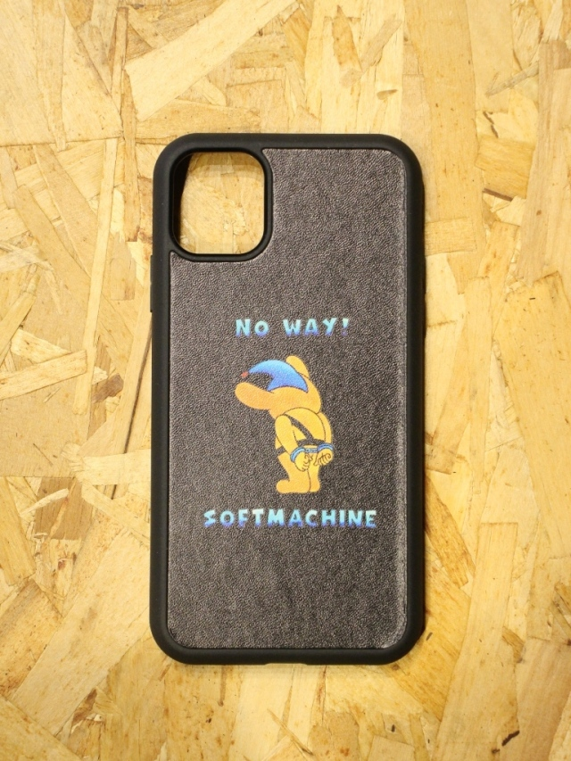 SOFTMACHINE   「NO WAY iPhone CASE 11」 iPhone 11 ケース