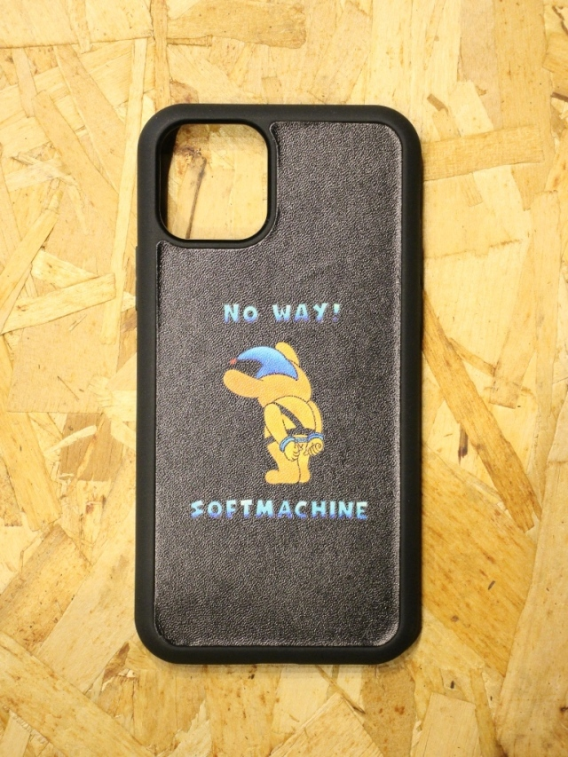 SOFTMACHINE   「NO WAY iPhone CASE 11Pro」 iPhone 11Pro ケース