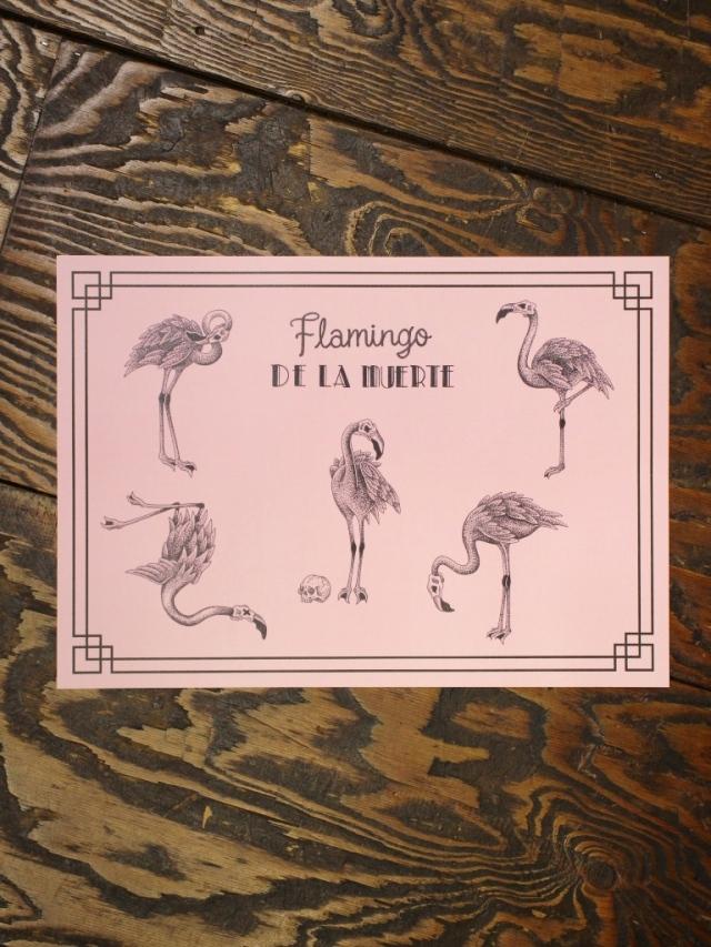 SOFTMACHINE  「FLAMMA FLASH」 A3サイズ ポスター