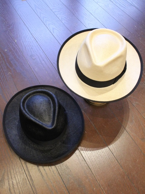 CAPTAINS HELM 「#SUMMER FEDORA HAT」 フェドラハット