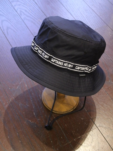 CAPTAINS HELM 「#ACTIVE WATER-PROOF HAT」 ジャングルハット