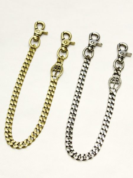 CRIMIE    「HORSESHOE WALLET CHAIN」   ウォレットチェーン