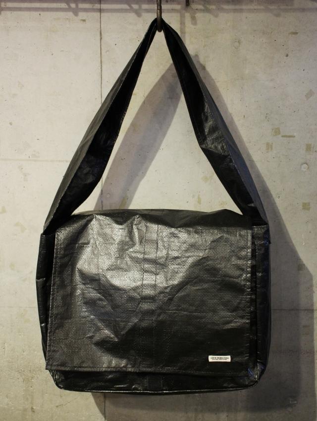 COOTIE   「PE News Paper Bag 」  ニュースペーパーバッグ