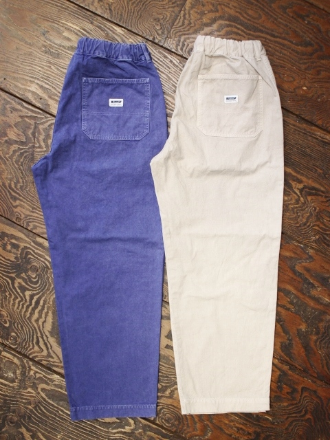 RADIALL    「DOWN HILL - WID FIT EASY PANTS 」 イージーパンツ