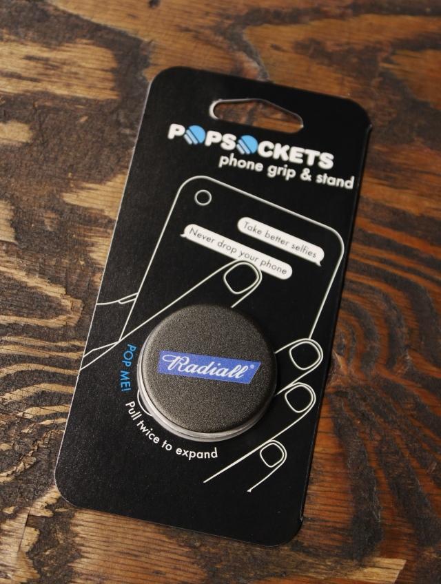 RADIALL  「FLAGS - POPSOCKETS GRIP」 スマートフォン ポップソケット