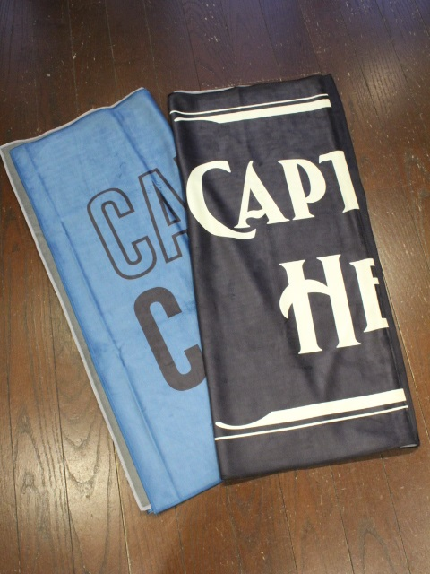 CAPTAINS HELM 「#MICRO-FIBER BIG BEACH TOWEL」 ビーチタオル