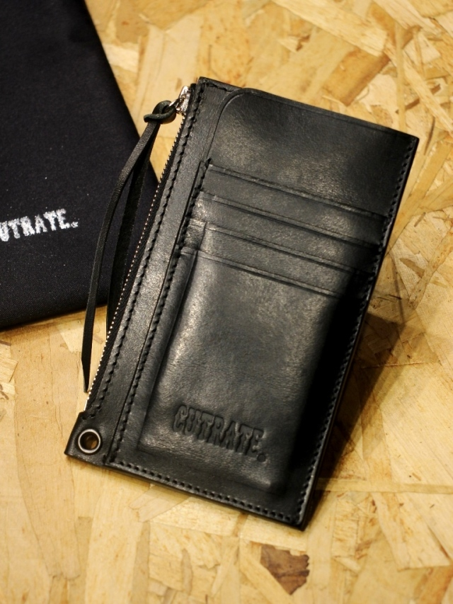 CUT RATE  「LEATHER CARD CASE」   レザーカードケース