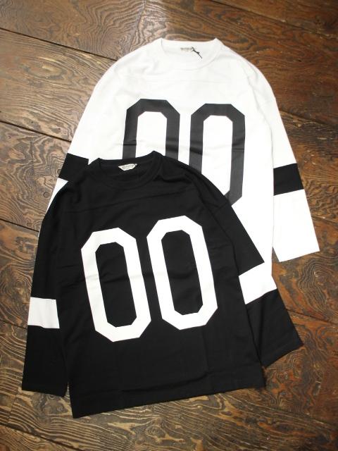 COOTIE  「Hockey L/S Tee 」 ホッケーロングスリーブティーシャツ
