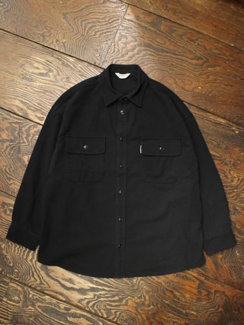 COOTIE  「Rough Twill CPO Jacket 」 CPOシャツジャケット