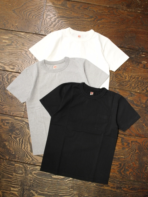 TROPHY CLOTHING  「Loop Wheel Pocket Tee」 ポケットティーシャツ