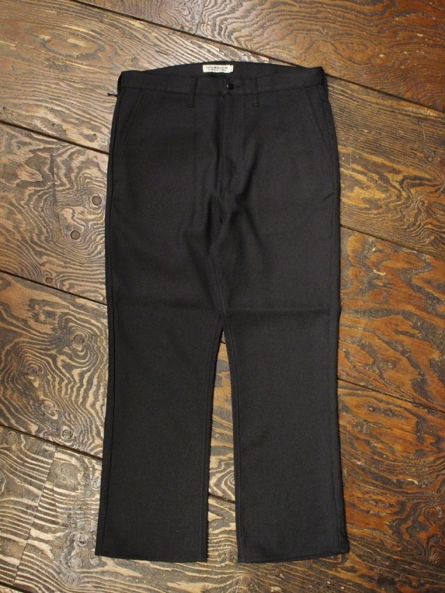 COOTIE  「 Stretch Shoe Cut Trousers 」 シューカット トラウザーパンツ