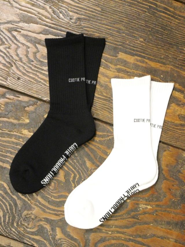 COOTIE   「 Raza Socks (COOTIE LOGO) 」  ソックス