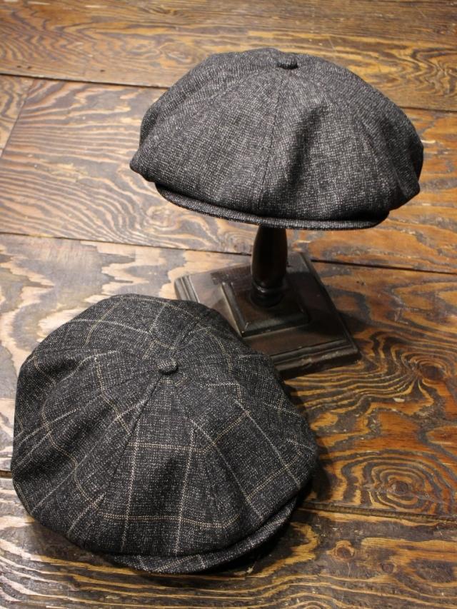 COOTIE   「 Melange Wool Casquette 」  キャスケット