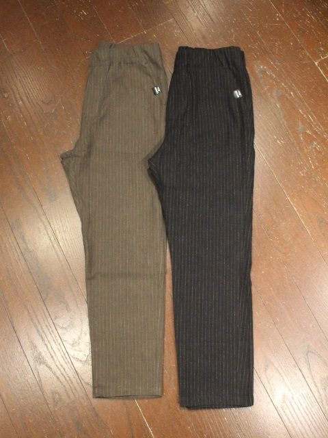 CAPTAINS HELM 「#STRIPE LINEN EASY PANTS」 イージーパンツ