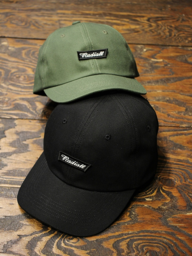 RADIALL  「FLAGS - BASEBALL LOW CAP」 ベースボールキャップ