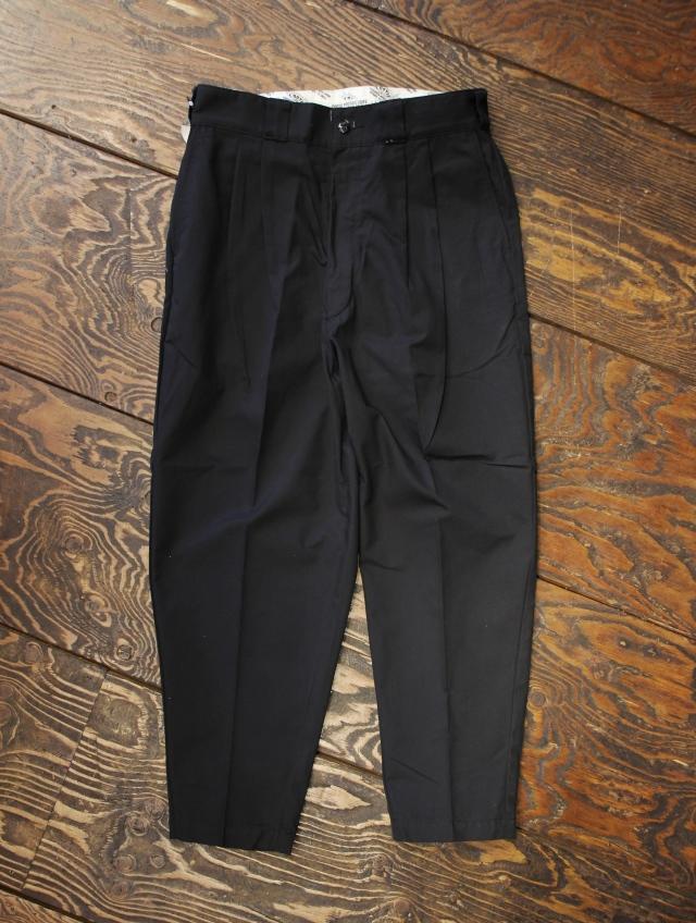 COOTIE  「 Cordura 2 Tuck Trousers 」  2タックトラウザー