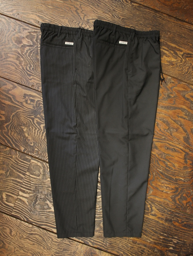 COOTIE  「 T/R Tapered Easy Pants 」 テーパードイージーパンツ