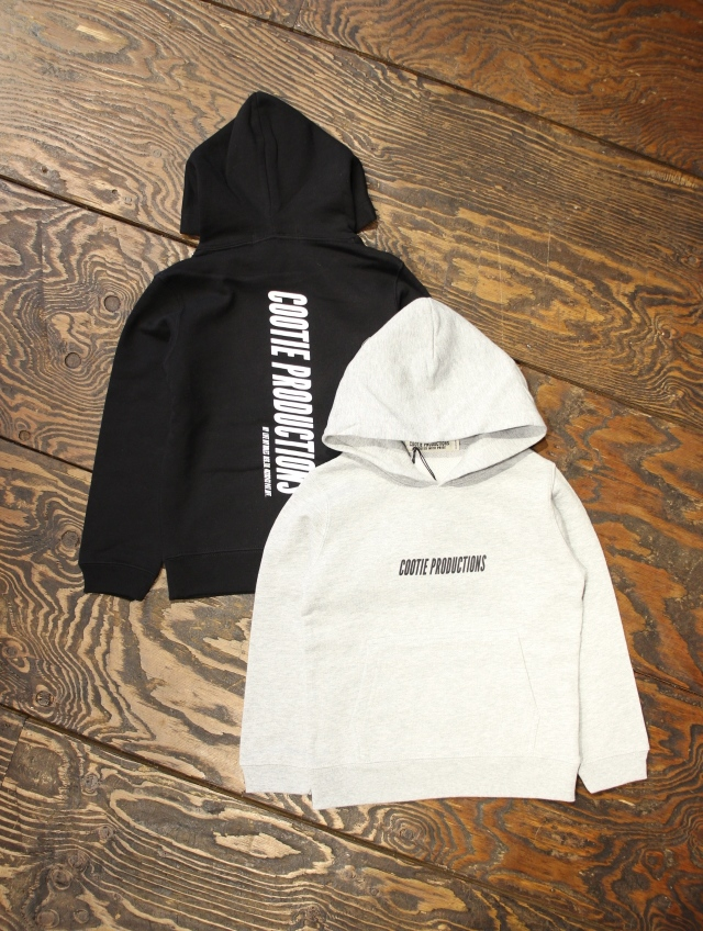 COOTIE  「Print Pullover Parka 」 KID'S スウェットパーカー