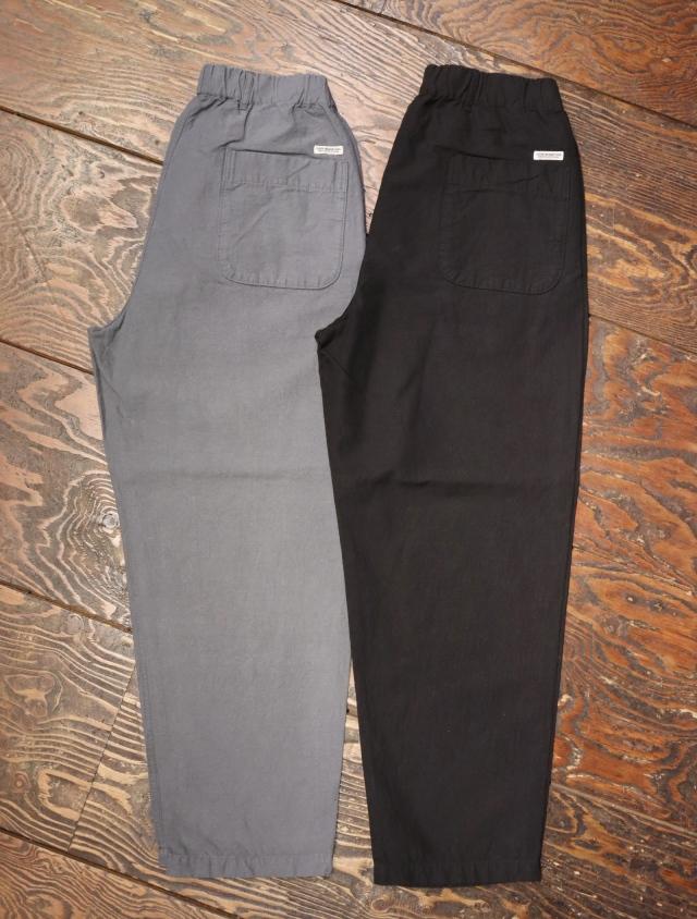 COOTIE  「 Silknep Back Twill 2 Tuck Easy Pants 」 2タック イージーパンツ