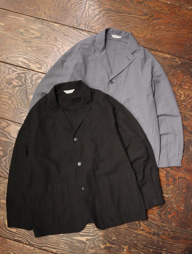 COOTIE  「 Silknep Back Twill Lapel Jacket 」 ラペルジャケット