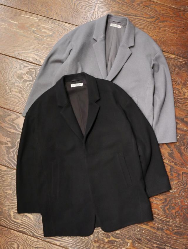 COOTIE  「 Wool Mossa Chester Short Coat 」 チェスターショートコート